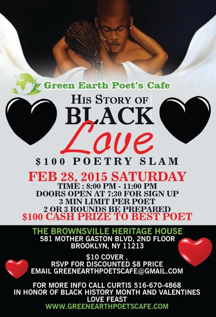 black love slam Feb 28 poster1